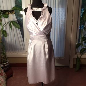 Informal, casual wedding dress